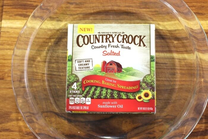 COUNTRY CROCK BUTTERY STICKS FOR PIE CRUST