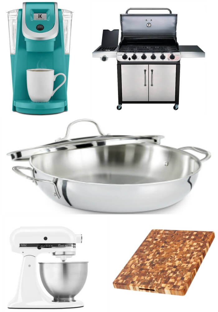 KITCHEN GIFTS FOR OVER ONE HUNDRED DOLLARS