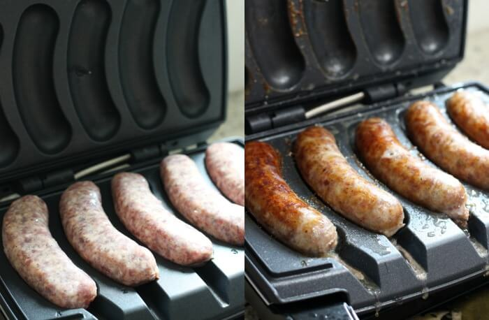 johnsonville sausage grill