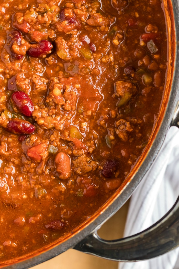 WENDY'S CHILLI RECIPE