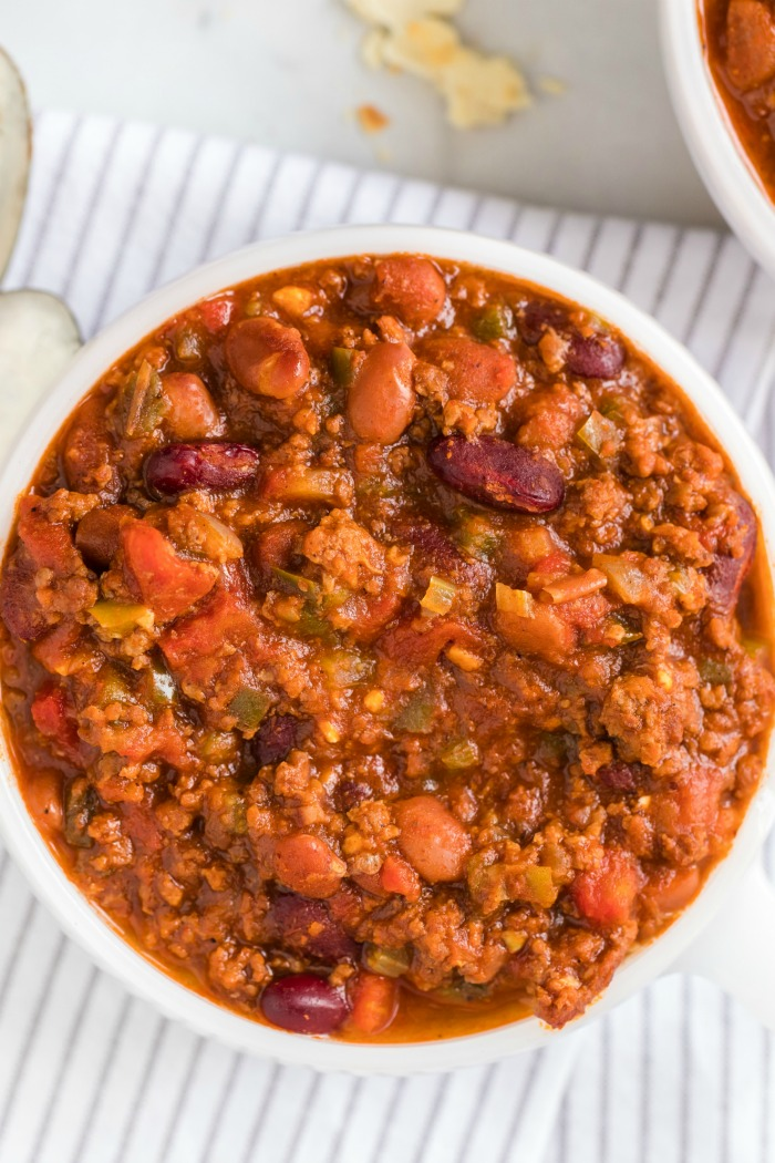 WENDYS CHILLI RECIPE