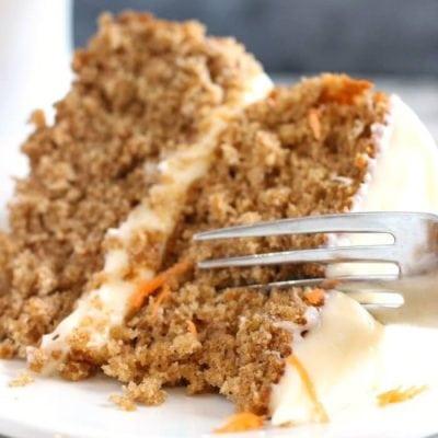 La migliore ricetta di torta di carote