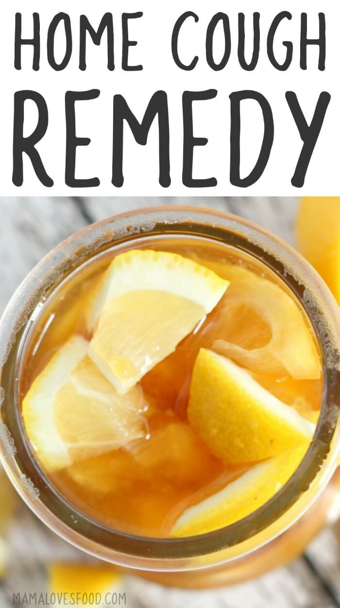 home remedy for cough lemon honey ginger syrup mama loves food