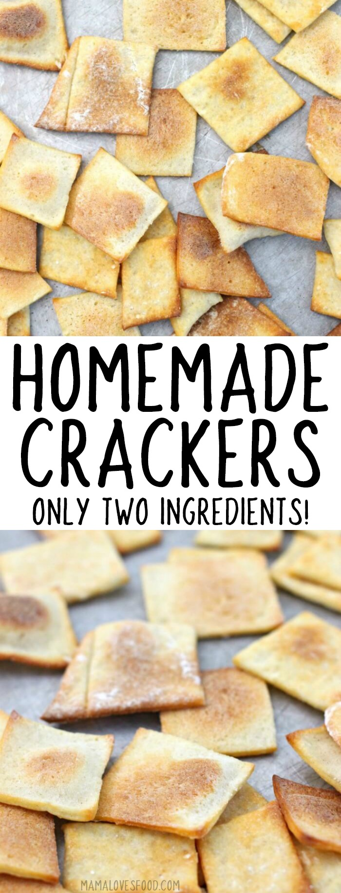 CRACKERS RECIPE HOMEMADE