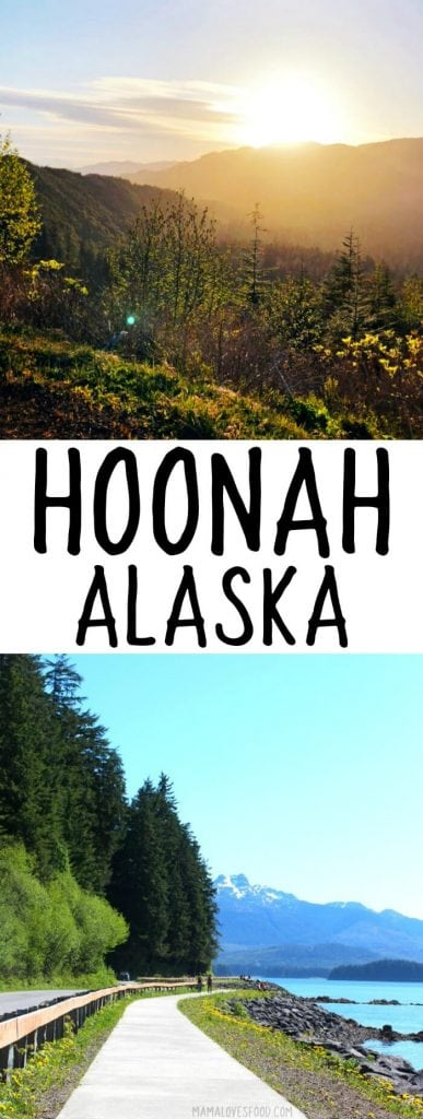 HOONAH ALASKA ICY STRAIT POINT