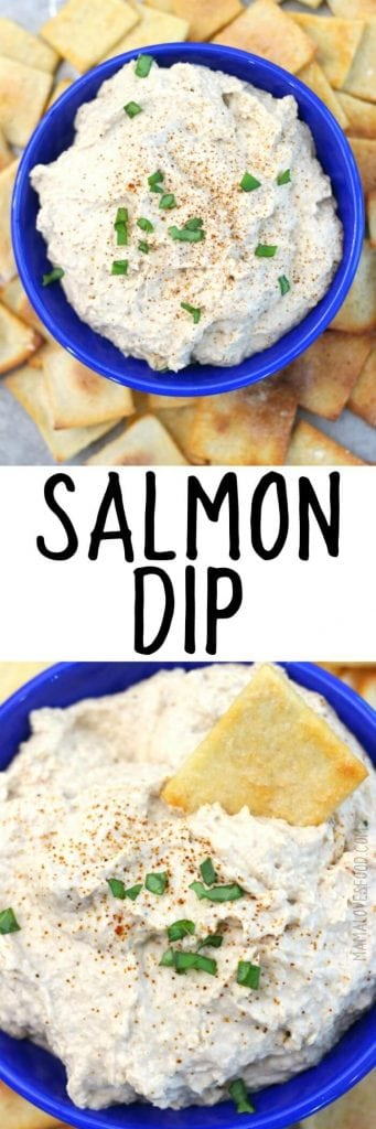 SALMON SPREAD RECIPE