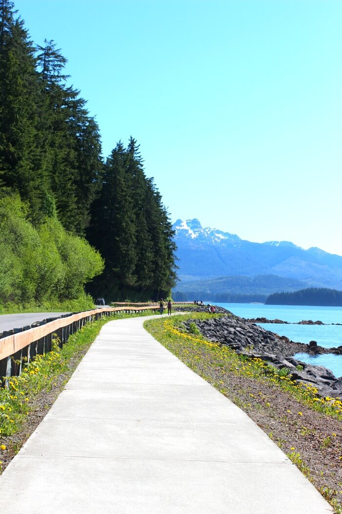 WHERE IS ICY STRAIT POINT