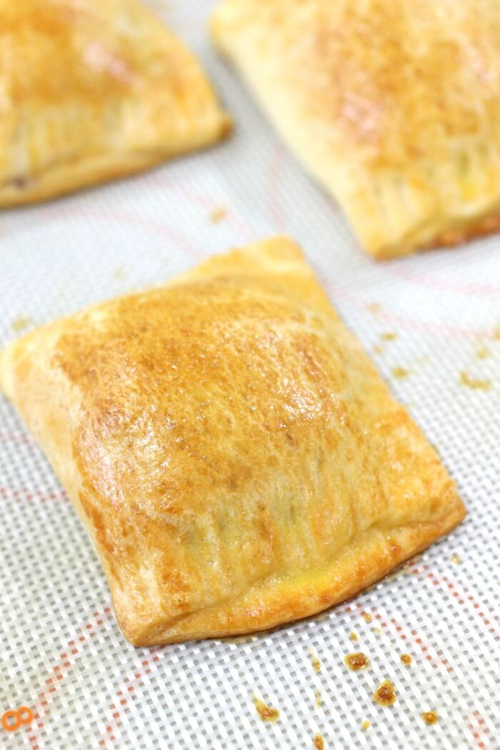 CRESCENT ROLL HAND PIES