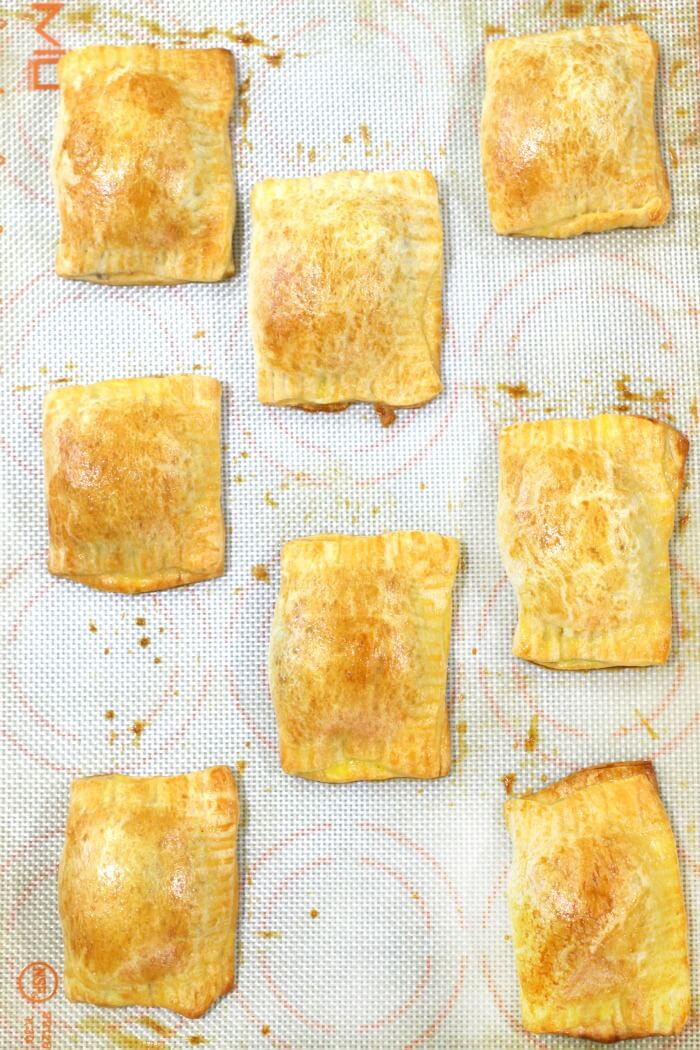 CRESCENT ROLL HANDPIES
