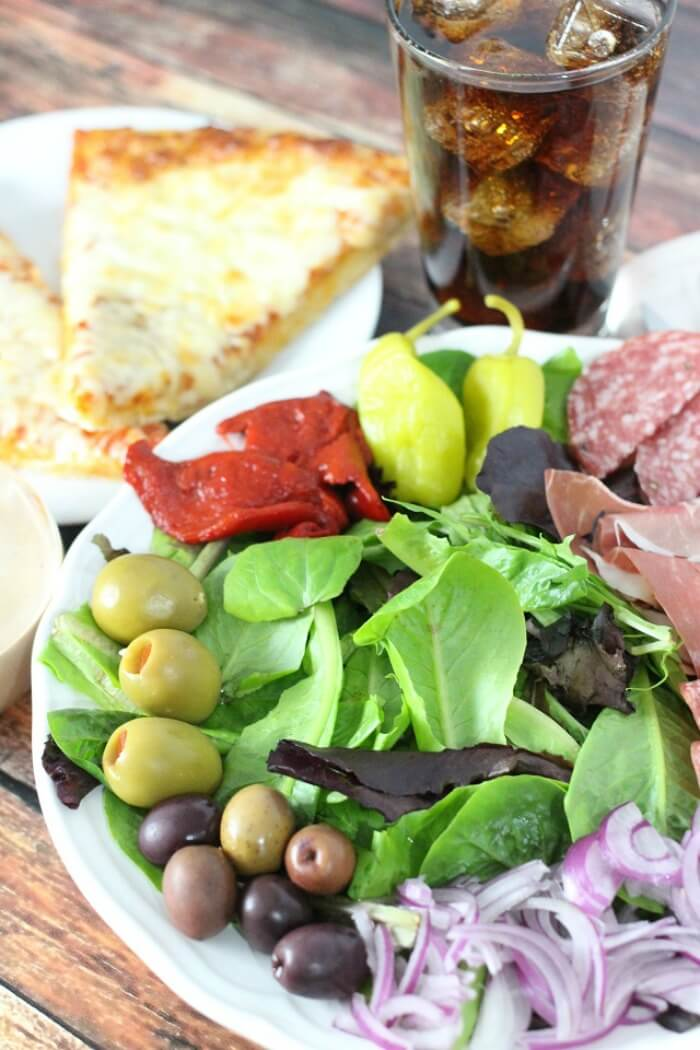 ANTIPASTO SALAD CALORIES