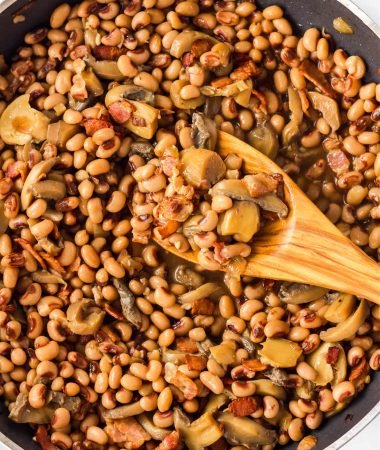 EASY BLACK EYED PEAS