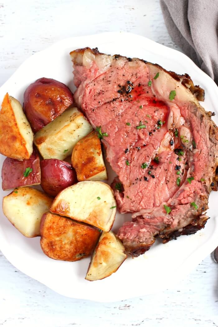 COOKING PRIME RIB ROAST