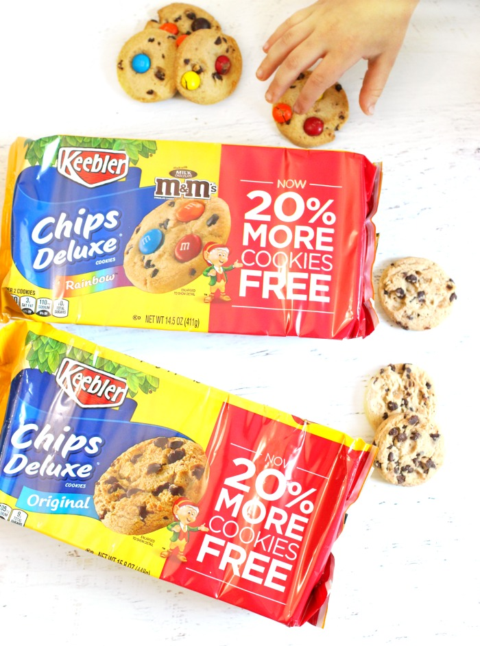 KEEBLER CHIPS COOKIES