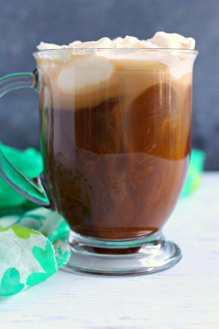 EASY IRISH COFFEE