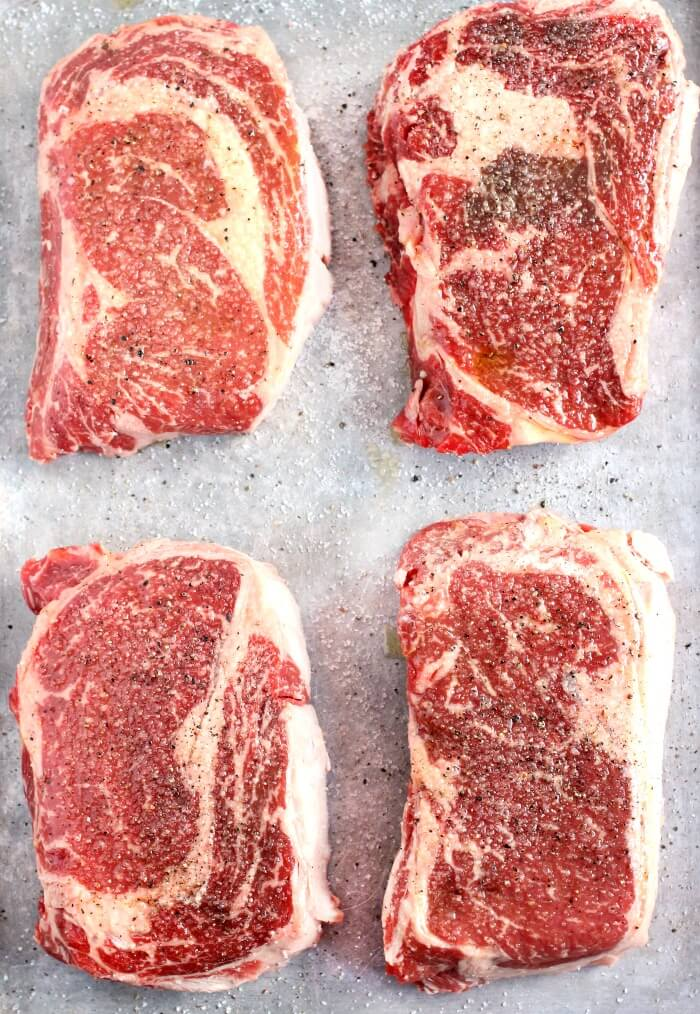 RIB EYE STEAK RECIPE