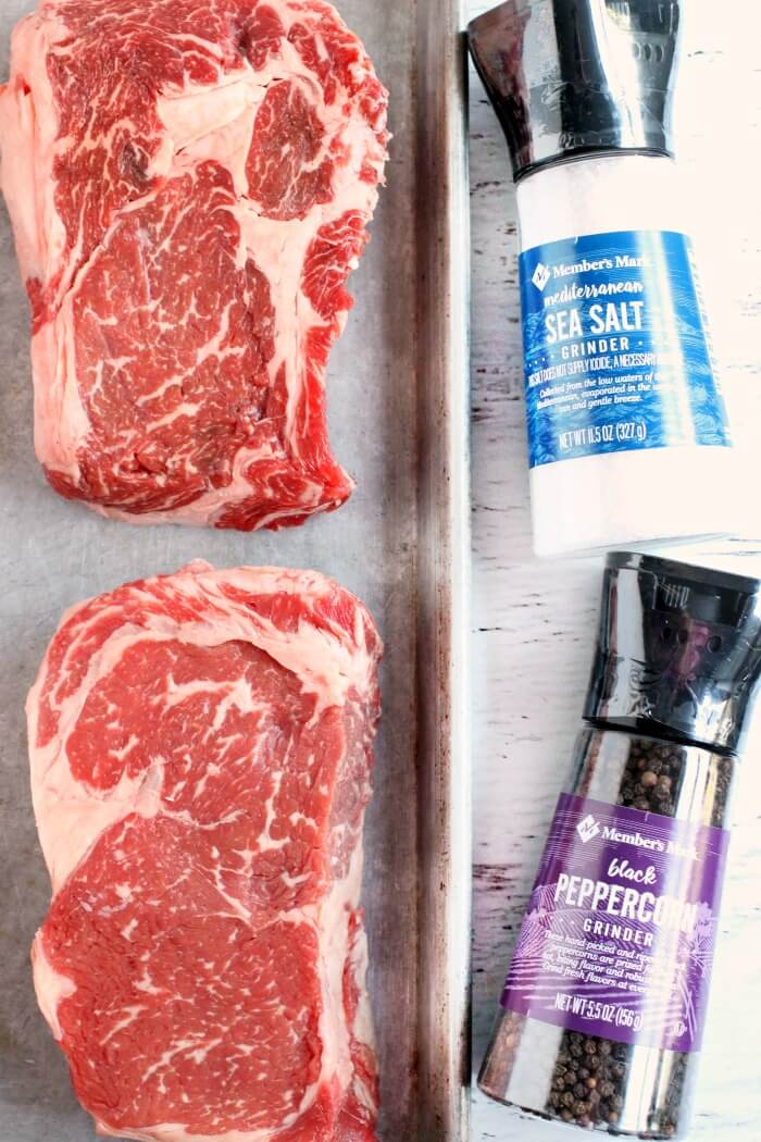RIBEYE STEAK RECIPE