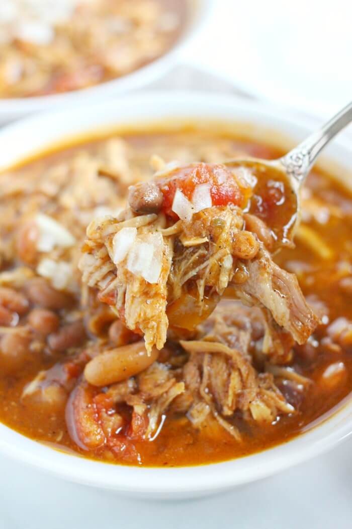 PULLED PORK CHILI RECIPE