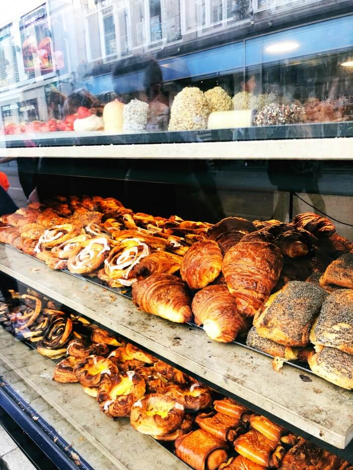 BAKERY IN COPENHAGEN