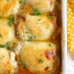 EASY ITALIAN DRESSING CHICKEN