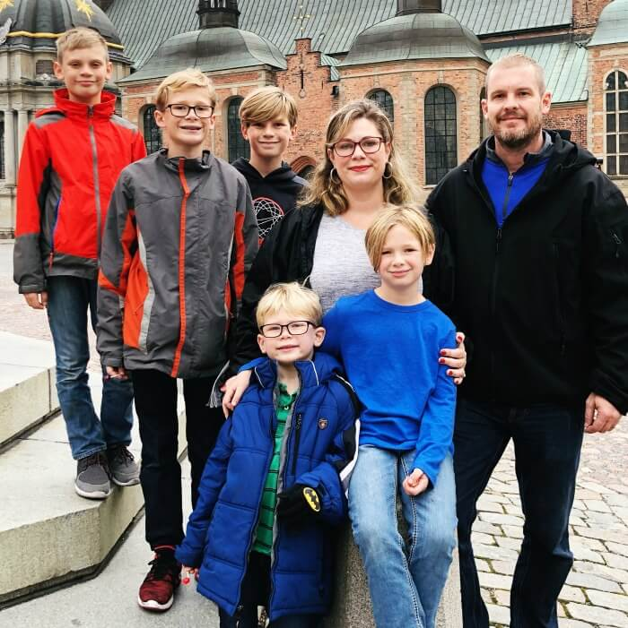 FAMILY TRIP TO STOCKHOLM