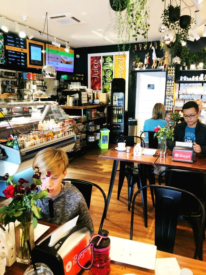 WHERE TO EAT IN COPENHAGEN