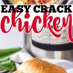 EASY CRACK CHICKEN RECIPE