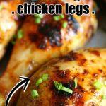 EASY SMOKED CHICKEN LEGS RECIPE