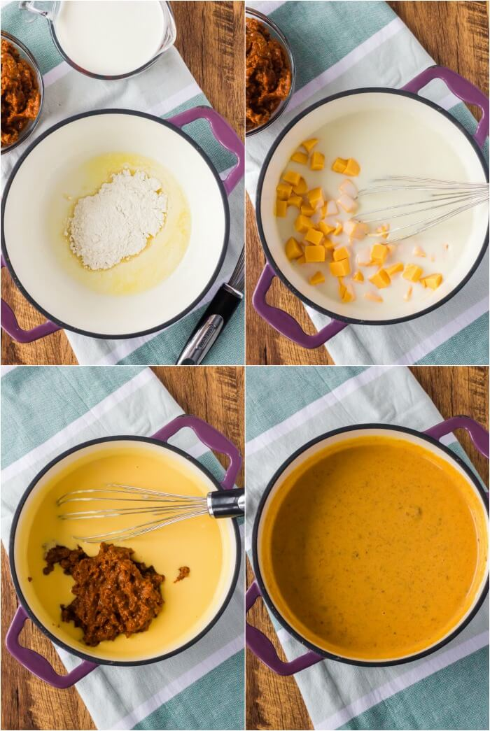 HOW TO MAKE CHILI CHEESE DIP STEP BY STEP