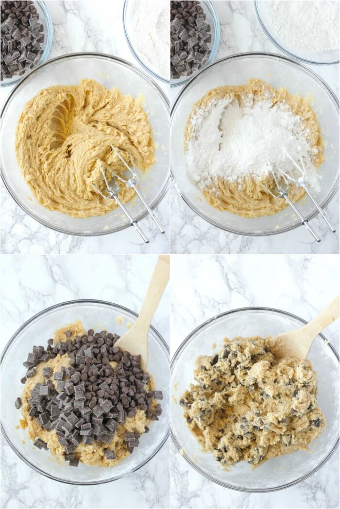 HOW DO YOU MAKE CHOCOLATE CHIP COOKIES