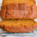 TRADITIONAL PUMPKIN BREAD