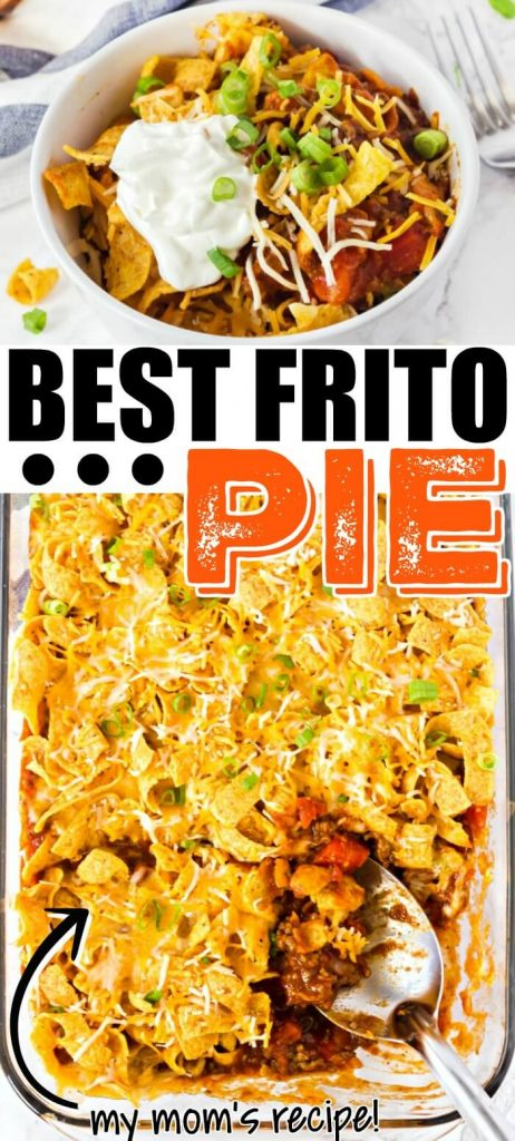 BEST FRITO PIE
