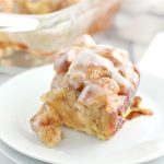 CINNAMON ROLL FRENCH TOAST CASSEROLE 1