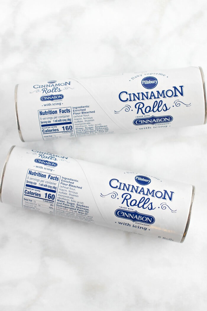 CINNAMON ROLLS FOR CASSEROLE