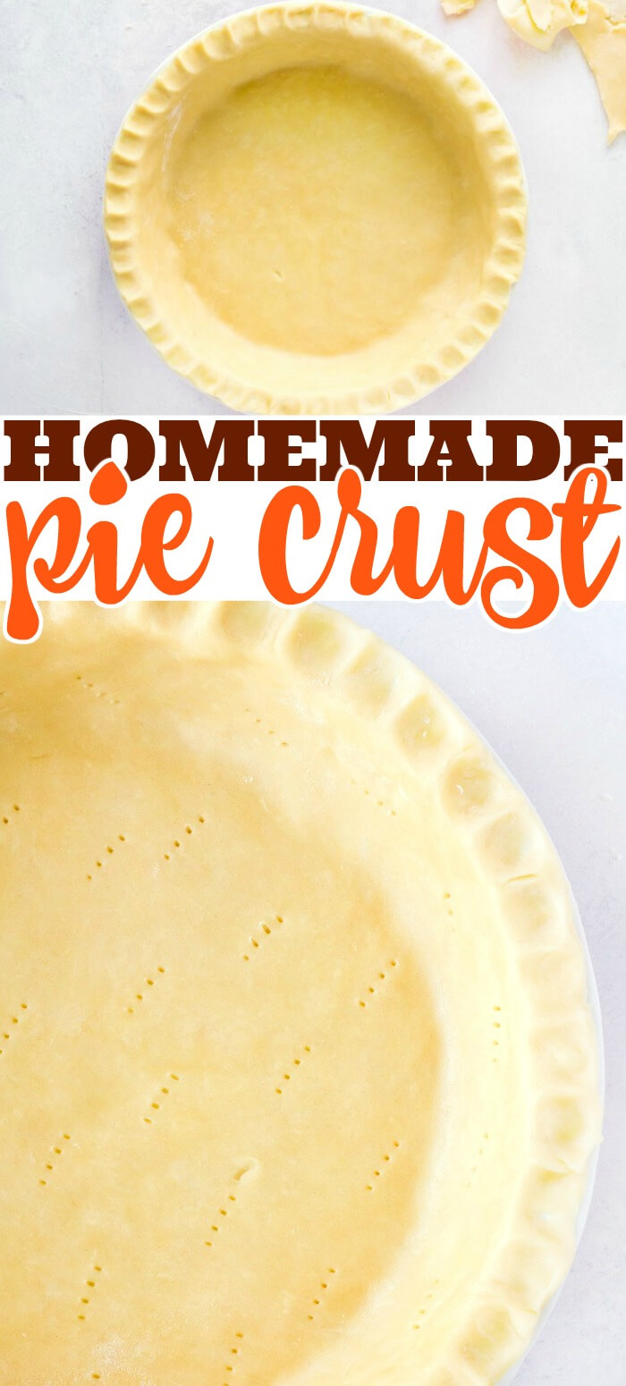 EASY PIE DOUGH RECIPE
