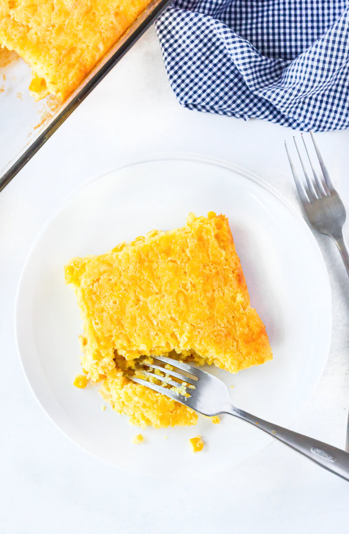 CORN CASSEROLE WITH JIFFY MIX