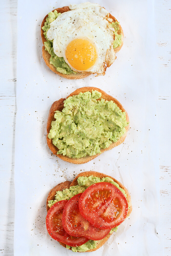 BEST AVOCADO TOAST