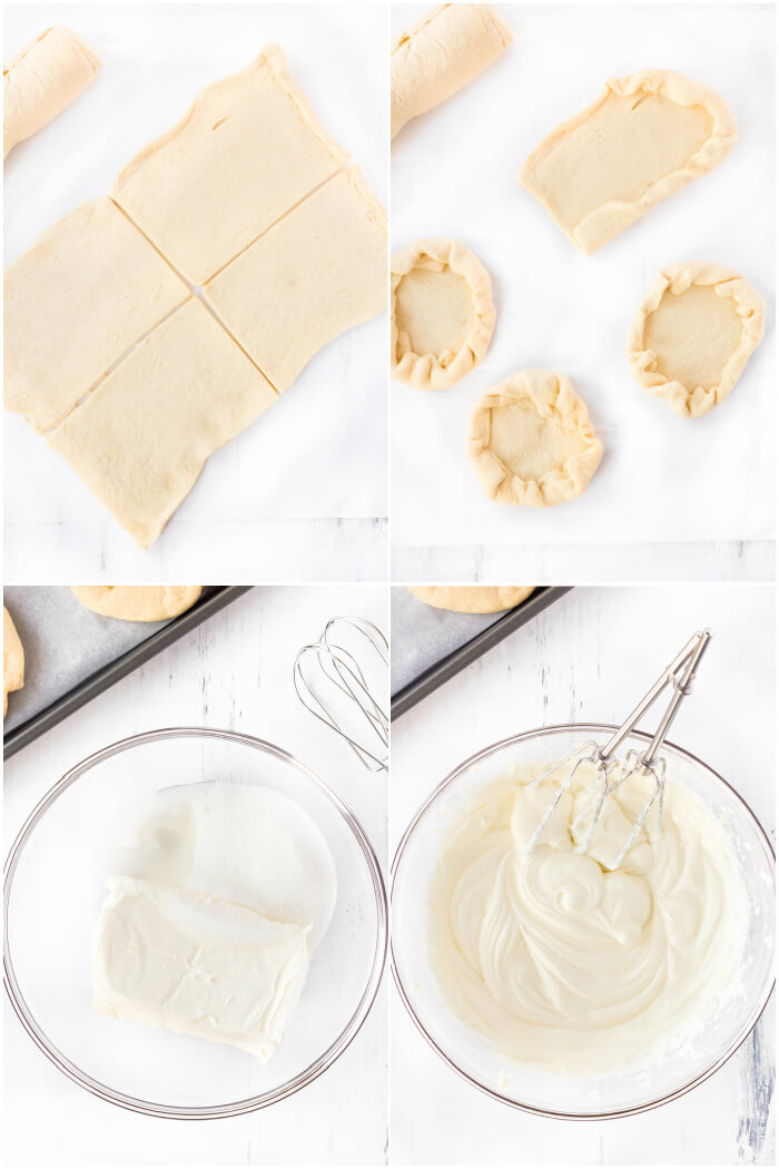 HOW TO MAKE A CHEESE DANISH