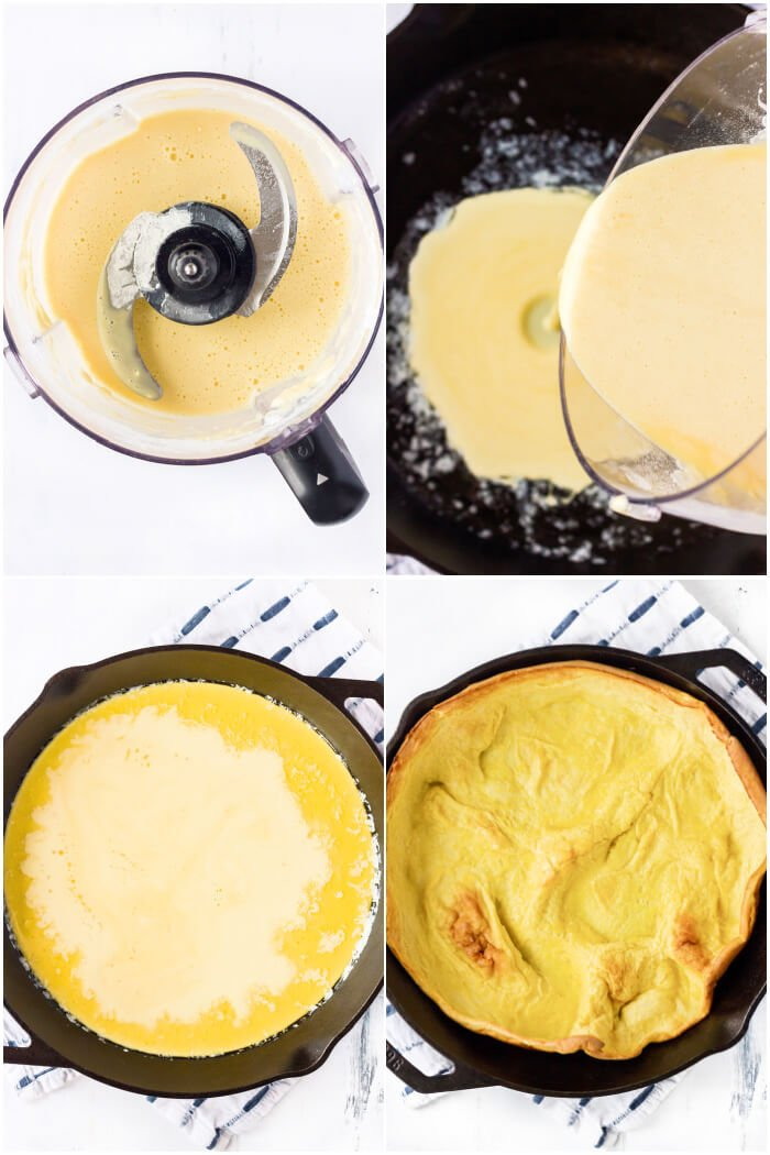 HOW TO MAKE A DUTCH BABY