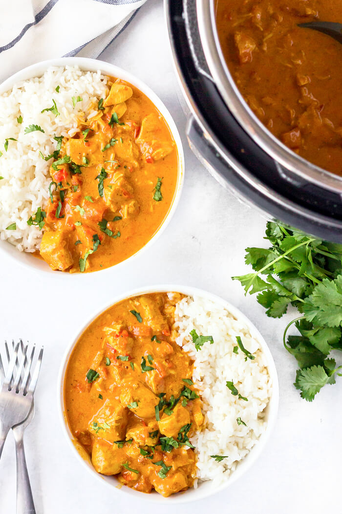 RECIPE FOR BUTTER CHICKEN